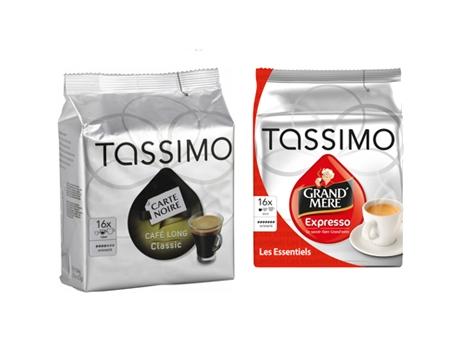 Dosettes Tassimo®