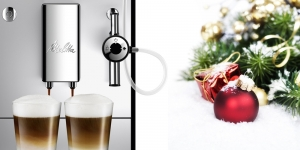Offrez-vous une machine Melitta pour Noël et profitez d\'un remboursement allant jusqu\'à 220 €