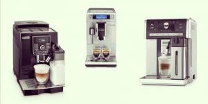 Jusqu'à 200 € remboursés sur les machines à expresso avec broyeur De'Longhi