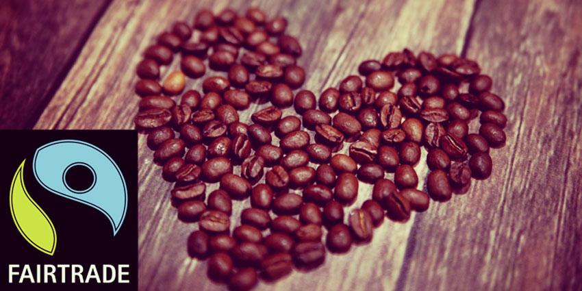 Café équitable pour la journée mondiale du commerce équitable