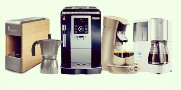 Les machines à café décryptées par Luc Prouvoust