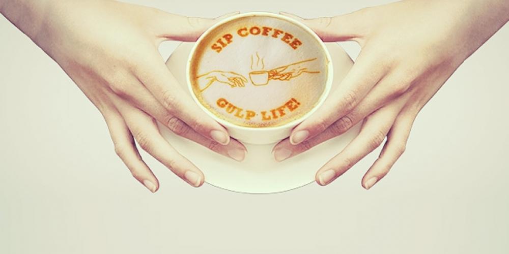 Coffee Ripple, le latte art pour tous.