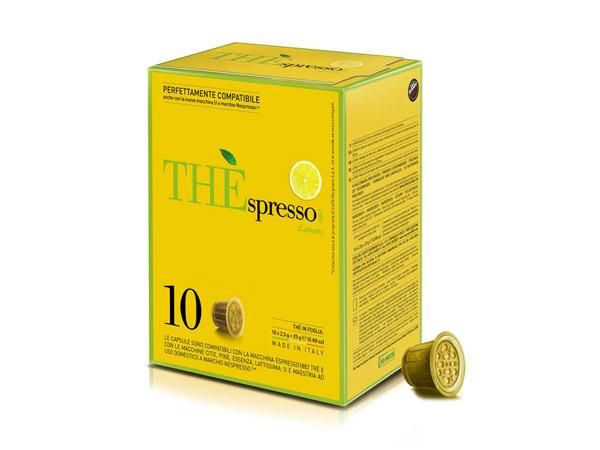Thé en capsule