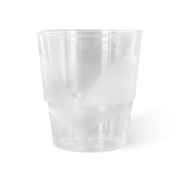 verre en plastique rigide transparent club (22 cl) x 1000