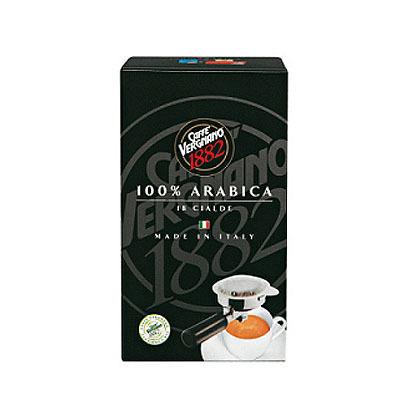 dosettes ese café 100% arabica caffè vergnano x 18