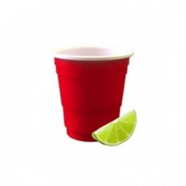 20 shooters rouge 4cl - original cup