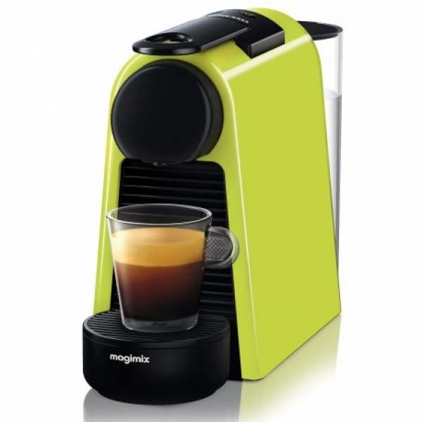 11367-expresso magimix nespresso essenza mini automatique vert