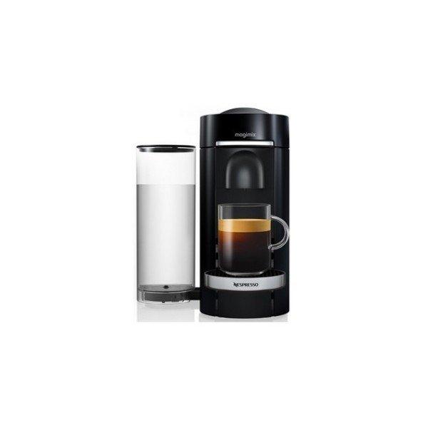 cafetière nespresso magimix m600 vertuo noire