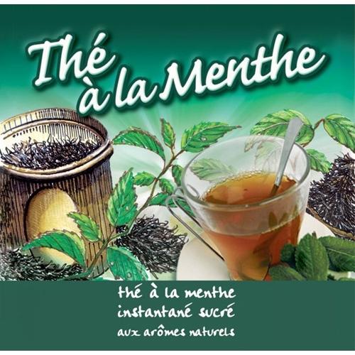boisson pré-dosée thé menthe x 300
