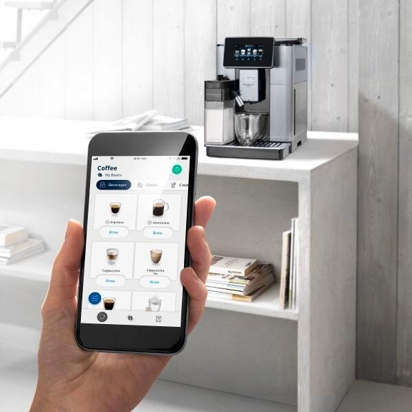 machine à café primadonna soul ecam610.74.mb