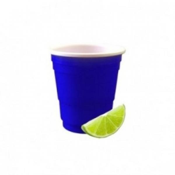 20 shooters bleu 4cl - original cup