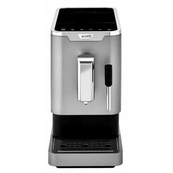 robot café scott slimissimo & milk silver