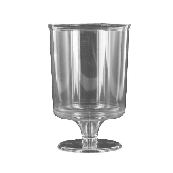 verre à pied cristal transparent (16 cl) x 240
