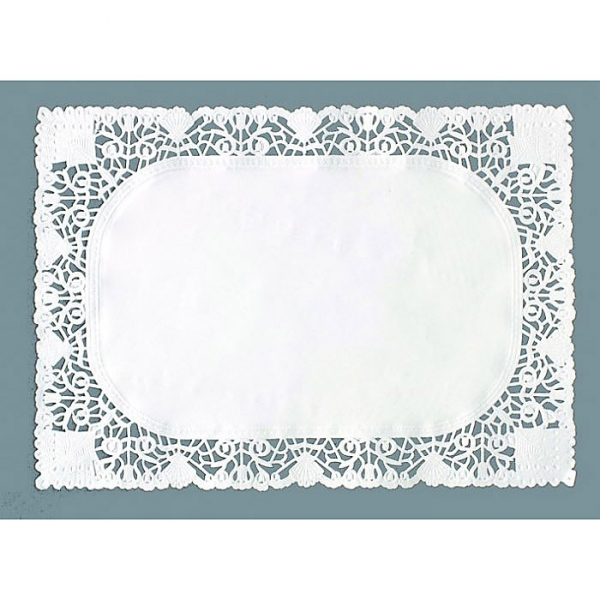 dentelle rectangle (14 x 24 cm) x 250