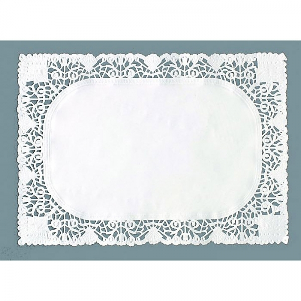 dentelle rectangle (25 x 35 cm) x 250
