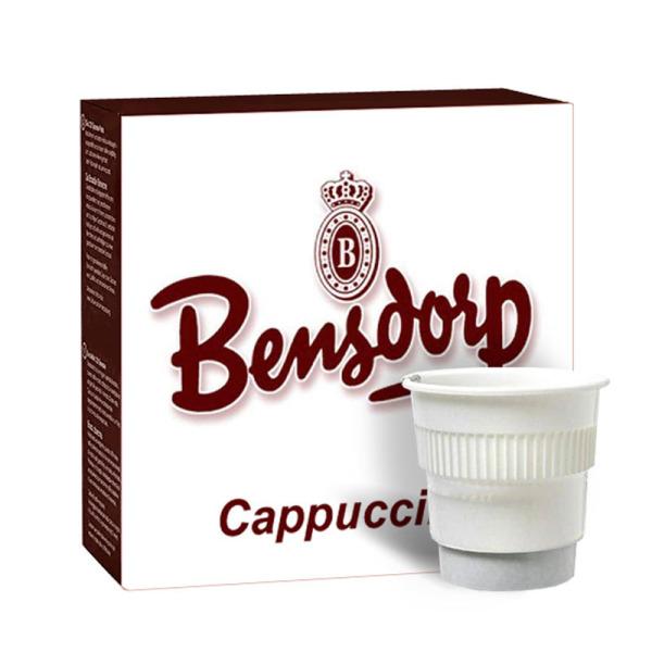 boisson pré-dosée bensdorp cappuccino x 20
