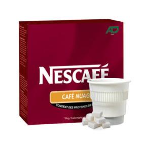 boisson pré-dosée nescafé café nuage sucré x 20