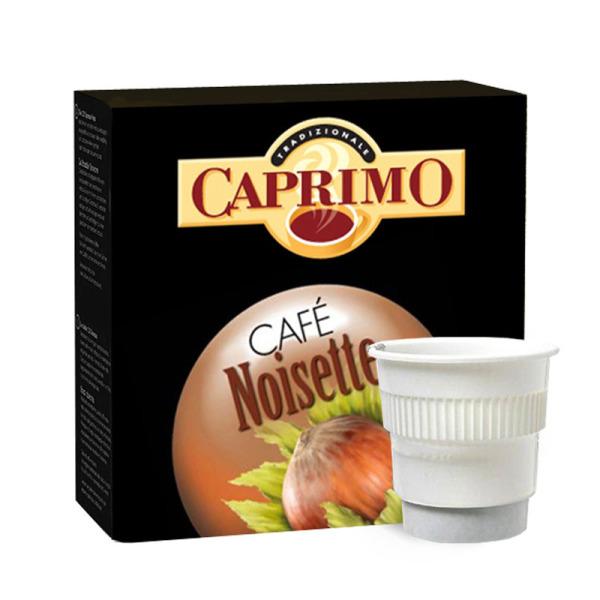 boisson pré-dosée caprimo café noisette x 20
