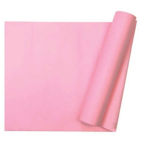 chemin de table intissé rose - 29 cm x 10 m