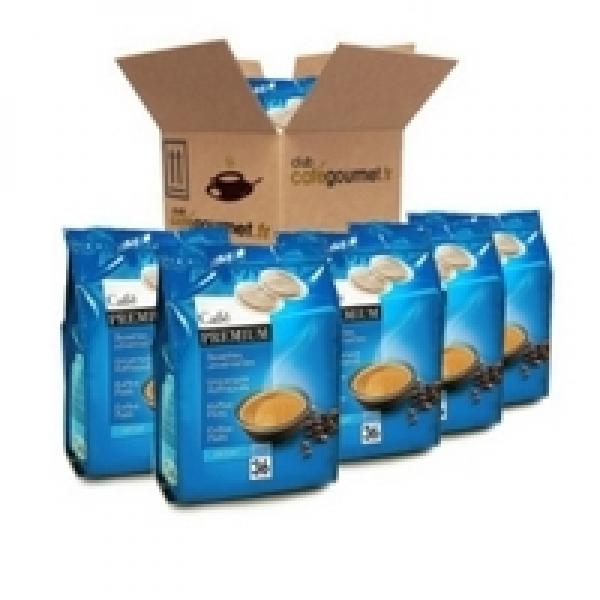 dosettes pour senseo® premium café liégeois décaféiné x 360