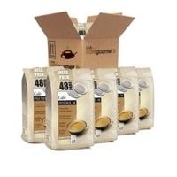 dosettes pour senseo® premium tradition fort café liégeois x 1920 dosettes soit 4 cartons de 480 dosettes