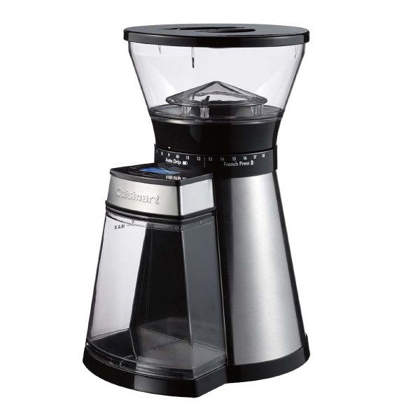 broyeur à café cuisinart dbm18e