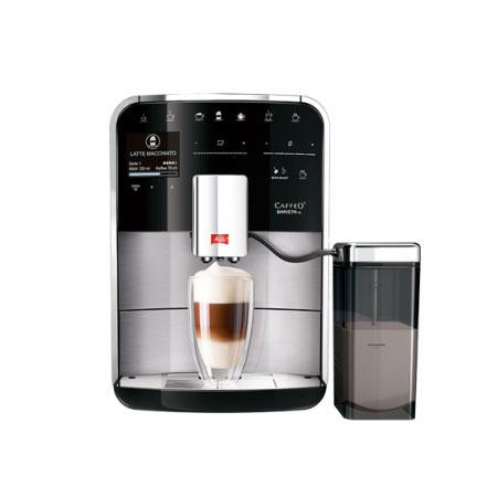 machine à café melitta caffeo barista ts acier