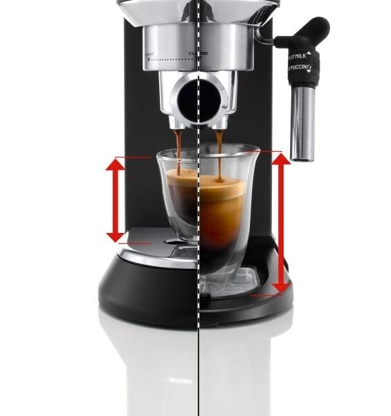 machine à café dedica ec695.bk