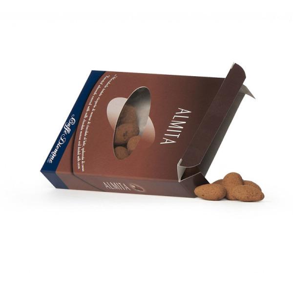 boîte de 125 g de pralines almita caffè diemme