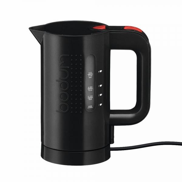 bouilloire électrique bistro bodum® 50 cl noir