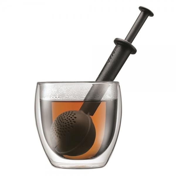infuseur à thé bistro bodum® noir