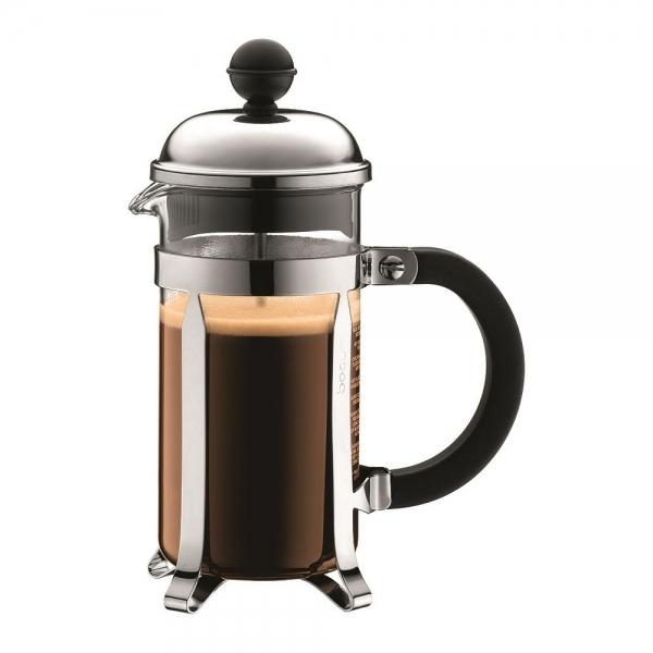 cafetière à piston chambord bodum® 3 tasses 35 cl brillant