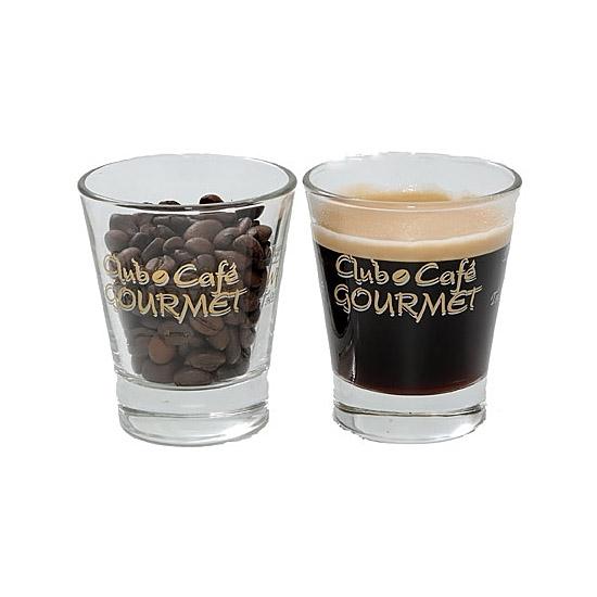 verres à café caffeino - lot de 6