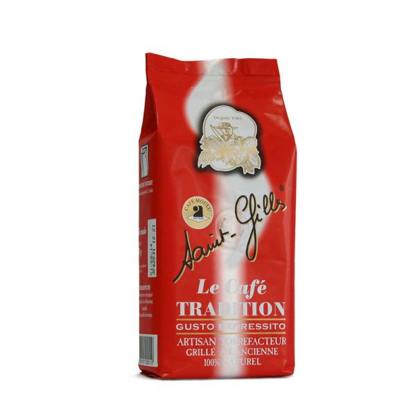 café moulu brocéliande gusto expressito saint-gilles - 250 g