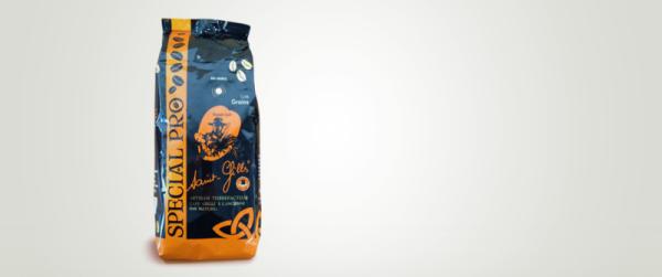 café en grain 80% arabica saint gilles brocéliande - 1 kg dluo proche 11/19