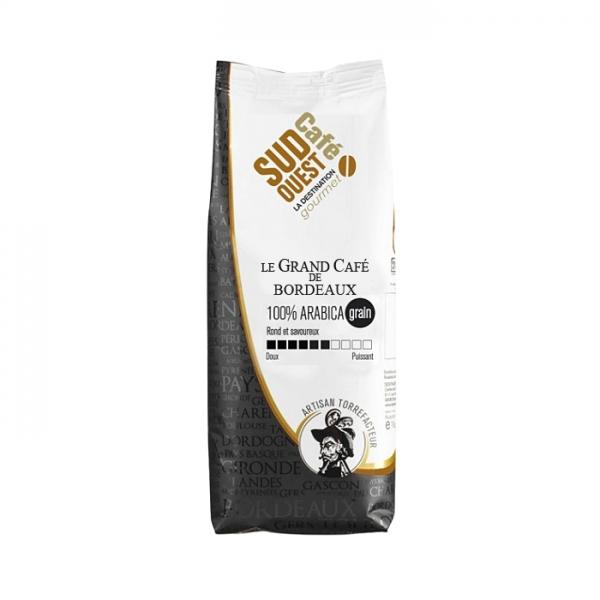 café en grain le grand café de bordeaux 100% arabica sud-ouest café - 250 g