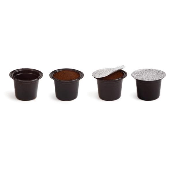 capsules nespresso® compatibles vides capsul'in x 100