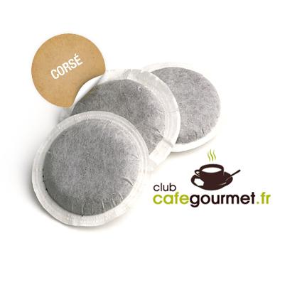 dosettes pour senseo® café liégeois corsé x 100