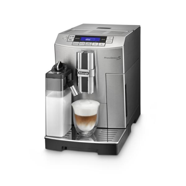 machine à café argent primadonna s de'longhi ecam 28.465.mb