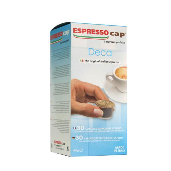 capsules decaffeinato espresso cap x 30 dluo depasse