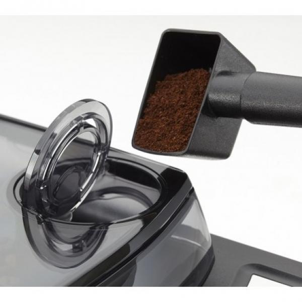 machine à café ri9601-01-robot café gaggia cadorna plus pot à lait noir