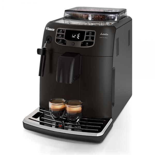 machine à café saeco intelia super auto noir hd8900/01