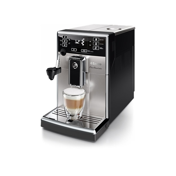 machine à café saeco pico baristo cappucinatore métal hd8924-01