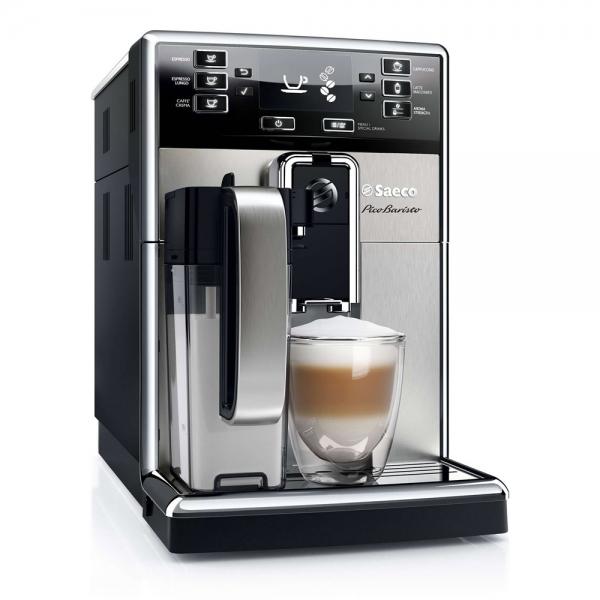 machine à café saeco pico baristo carafe à lait métal hd8927-01
