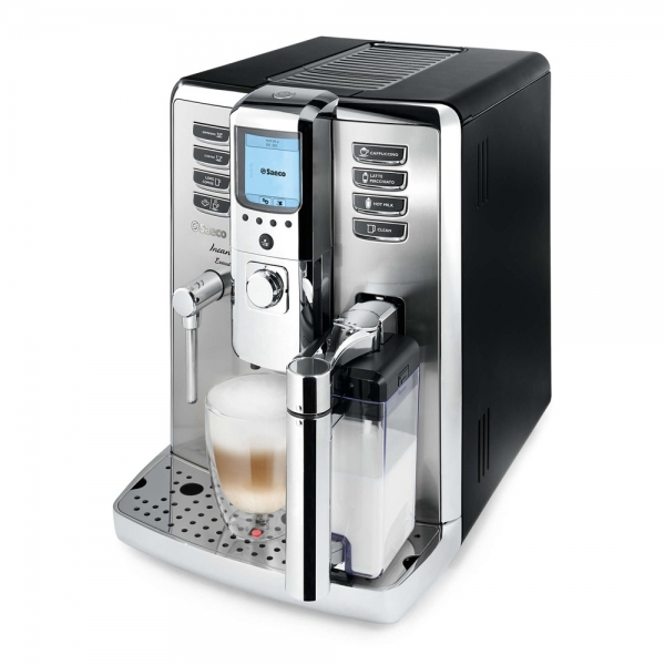 machine à café saeco incanto executive otc inox hd9712-11