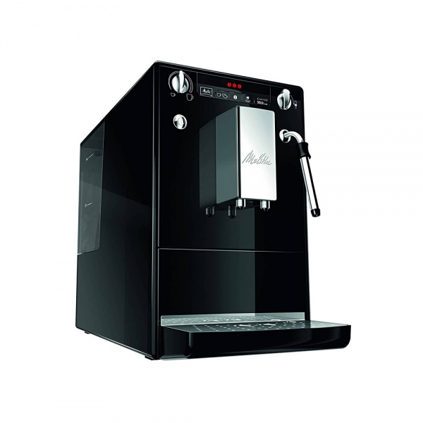 machine expresso melitta caffeo solo & perfect milk noir