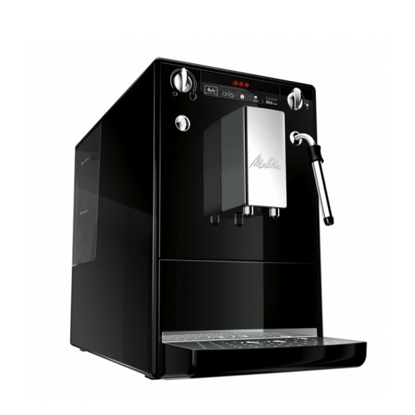 machine caf expresso noir avec broyeur grains de longhi. Black Bedroom Furniture Sets. Home Design Ideas