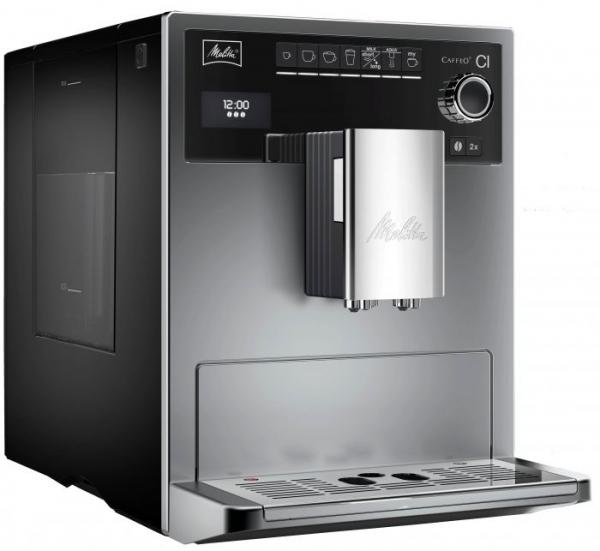 machine expresso melitta caffeo ci argent / noir