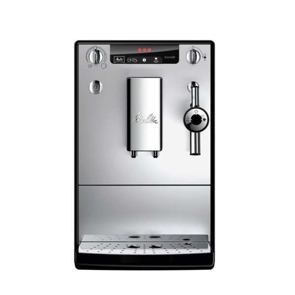 machine expresso melitta caffeo solo & perfect milk argent et noir