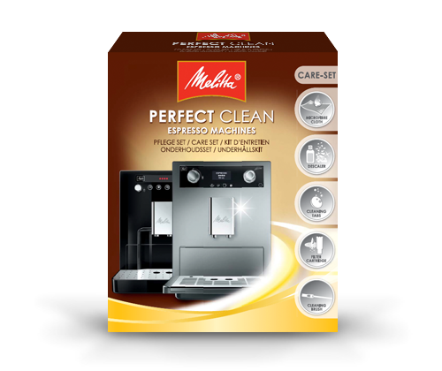 kit perfect clean expresso machines melitta